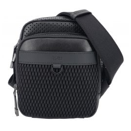 Boss 50451624-001 Men's Shoulder Bag Trucker Mini Black