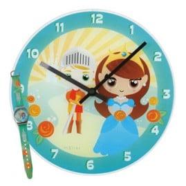 NeXtime 8623 Knight & Princess Watch Set