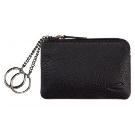 camel active 275-701-60 Keyholder Black Leather Macau