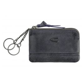 camel active 297-701-58 Keyholder Midnight Blue Leather Sullana