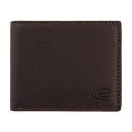 camel active 275-703-29 Men's Wallet Brown Leather with RFID Protection Macau