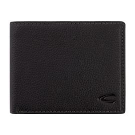camel active 275-704-60 Wallet Black Leather with RFID protection Macau