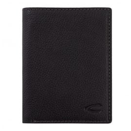camel active 275-705-60 Wallet Black Leather with RFID Protection Macau