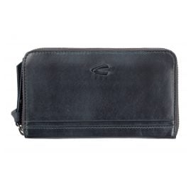 camel active 297-704-58 Ladies' Purse Sullana Midnight Blue with RFID Protection