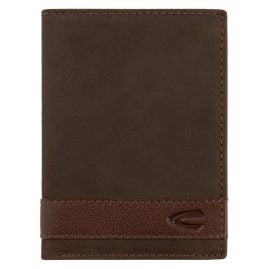 camel active 27470529 Men's Wallet Taipei Brown Leather