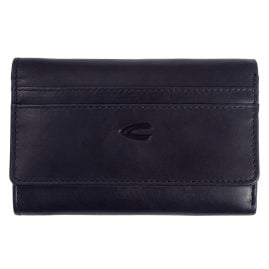 camel active 31070453 Ladies' Wallet with Zipper Dark Blue Sara