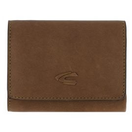 camel active 32070222 Ladies Wallet Cognac Brown Leather Valencia