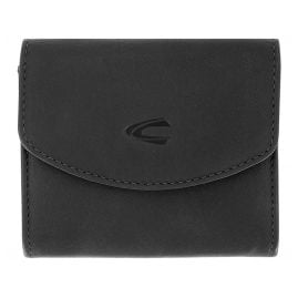 camel active 30970160 Wallet with Flap Closure Black with RFID protection Merida