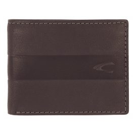 camel active 31570128 Men's Wallet Dark Brown Leather Mali