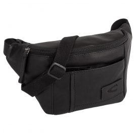 camel active 290-301-60 Belt Bag Laredo Black Leather
