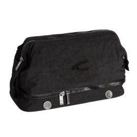 camel active B00-401-60 Toilet Bag Journey Black