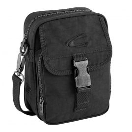 camel active B00-913-60 Shoulder Bag Journey S Black