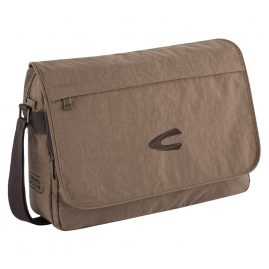 camel active B00-915-25 Shoulder Bag with Laptop Compartment Journey Sand