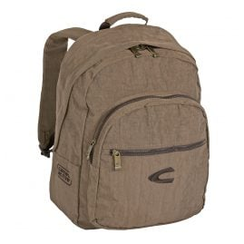 camel active B00-225-25 Rucksack mit Laptopfach Journey Sand