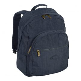 camel active B00-225-58 Backpack with Laptop Compartment Journey Dark Blue