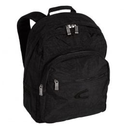 camel active B00-225-60 Backpack with Laptop Compartment Journey Black