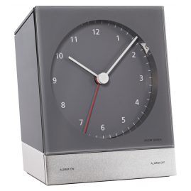 Jacob Jensen 32340 Alarm Clock Grey