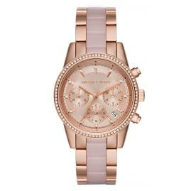 Michael Kors MK6307 Ritz Ladies Chronograph
