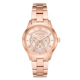 Michael Kors MK6589 Damenuhr Multifunktion Runway