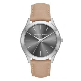 Michael Kors MK8619 Men's Wristwatch Slim Runway