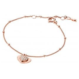 Michael Kors MKC1118AN791 Ladies' Bracelet Love Rose