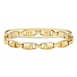 Michael Kors MKC1001AN710 Halo Bangle Mercer Link