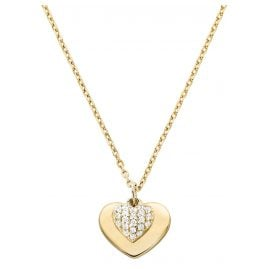 Michael Kors MKC1120AN710 Ladies' Necklace Love