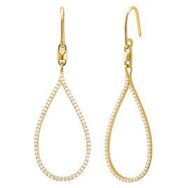 Michael Kors MKC1140AN710 Ladies' Earrings