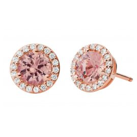 Michael Kors MKC1035A2791 Women's Earrings Rose