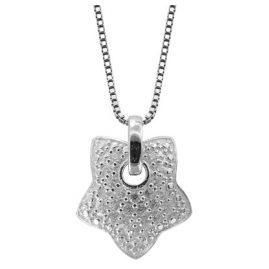 trendor 48764 Star Pendant Women's Necklace 925 Silver