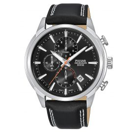 Pulsar PM3119X1 Sportliche Herren-Armbanduhr Chronograph