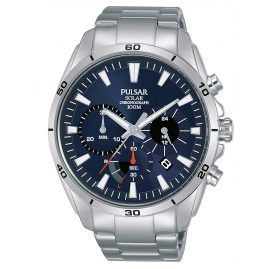 Pulsar PZ5057X1 Solar-Herrenchronograph