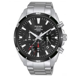 Pulsar PZ5059X1 Solar Men's Watch Chronograph