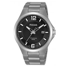 Pulsar PS9613X1 Men´s Wristwatch Titanium