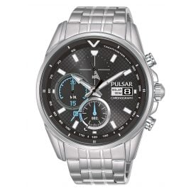 Pulsar PZ6025X1 Men's Watch Solar Chronograph Rally