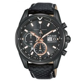 Pulsar PZ6033X1 Men's Watch Solar Chronograph Rally