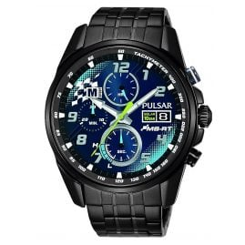 Pulsar PZ6037X2 Solar Men's Chronograph M-Sport Ford World Rally Team