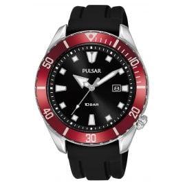 Pulsar PG8311X1 Herrenuhr Sport Rot