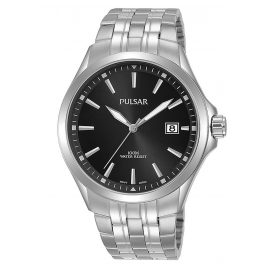 Pulsar PS9625X1 Men's Wristwatch Quartz Black
