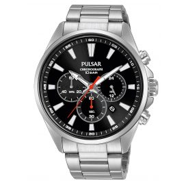 Pulsar PT3A39X1 Men's Watch Chronograph Sport 10 bar