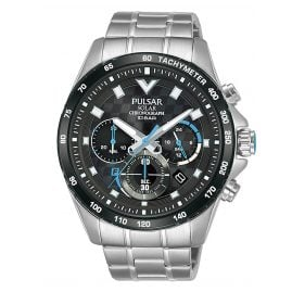 Pulsar PZ5105X1 Men's Solar Watch Chronograph
