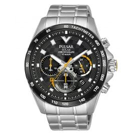 Pulsar PZ5103X1 Men's Watch Solar Chronograph