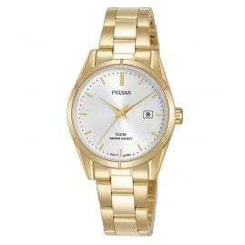 Pulsar PH7476X1 Ladies´ Watch Gold Tone