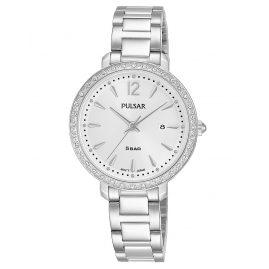 Pulsar PH7511X1 Damenuhr Quarz mit Kristallen