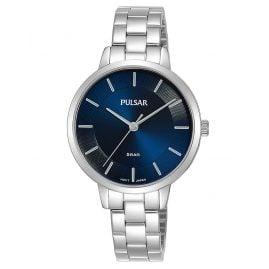 Pulsar PH8475X1 Damen-Armbanduhr Quarz Blau
