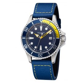 Regent BA-642 Diving Watch 30 Bar Waterproof Ø 40 mm