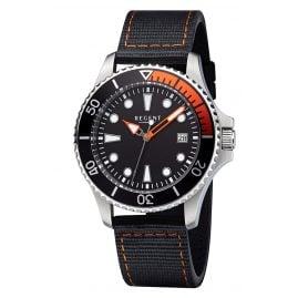Regent BA-643 Diver's Watch 30 Bar Waterproof Ø 40 mm