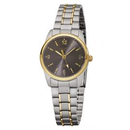 Regent F-429 Ladies' Wristwatch Titanium Two-Colour Ø 26 mm