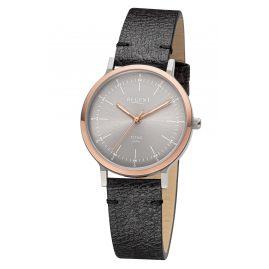 Regent BA-696 Women's Watch Titanium Black/Two-Colour