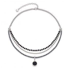 Leonardo 016635 Damen-Halskette Favo